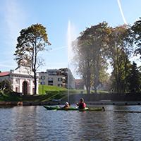 Pärnu sightseeing